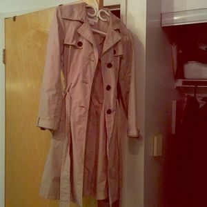 I no longer wear this classic trench coat.